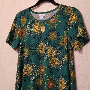 LuLaRoe Carly Dress Unique